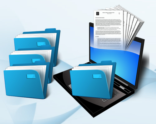introduction of document management system