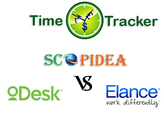 Sopidea Time Tracker