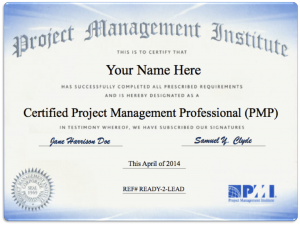Pmp Certification Project Management Software