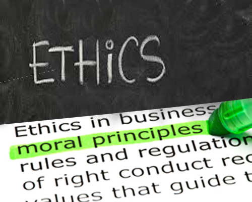 ethics in project management The project managers often assumes the role of the procurement (purchase) manager, inviting bids and ordering purchases from vendors to address this problem, the project management institute has created a code of ethics for credential holders.