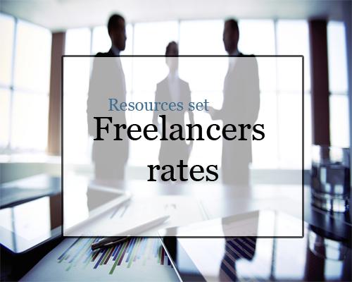 freelancer rate