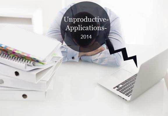 Unproductive applications