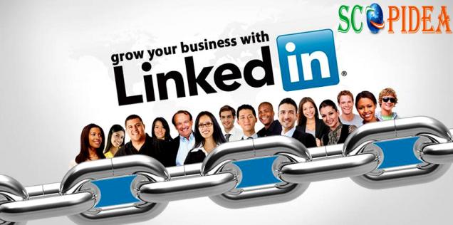Steps to Grew Business Using LinkedIn