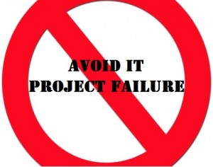 Avoid IT project Failure