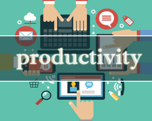 Increase Productivity with a Little Help
