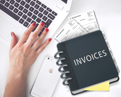 Deposit and Percentage Invoicing