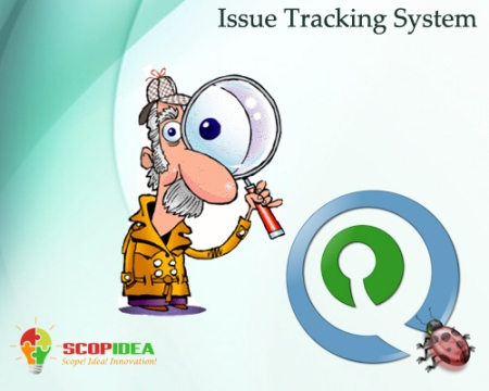issue tracking system or bug tracking system works First the issue is reported on the form then developer attempt to confirm that it is the valid issue or not