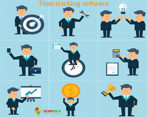 Tracking time gives the ability to calculate our drawbacks or you can say a mistake which we have done in that time and motivate us in improving that mistake in the future time.