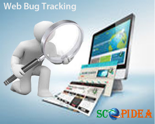 Advantage of a web bug tracker